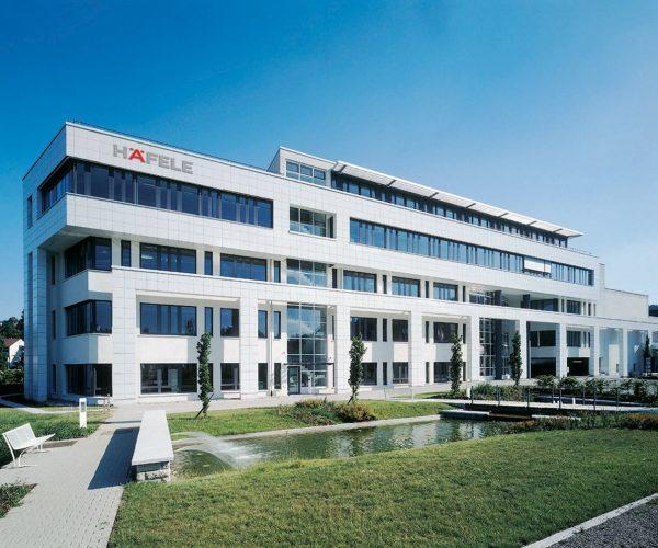 Центральный офис Hafele Нагольд Германия