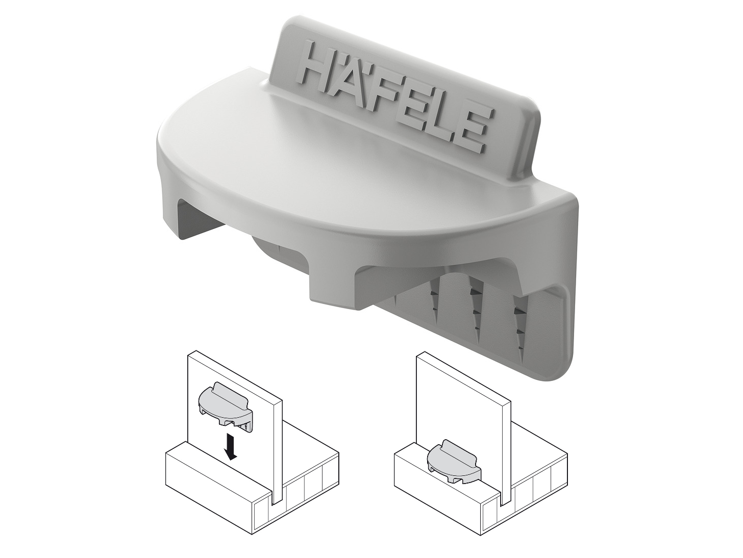 Häfele Ixconnect RPC G 13/20