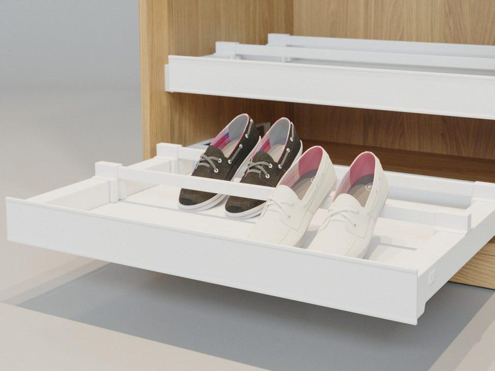 Корзина для обуви Häfele Dresscode